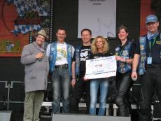 Motorradsternfahrt Kulmbach 2012